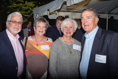 2016 Carey Fellows Parents' Weekend Reception