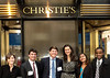 Carey fellows at Christie's