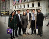Carey Fellows at the New York Stock Exchange