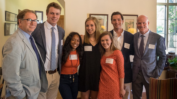 2021 Carey Fellows Welcome Reception