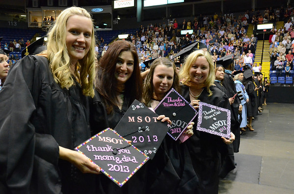 Commencement May 2013