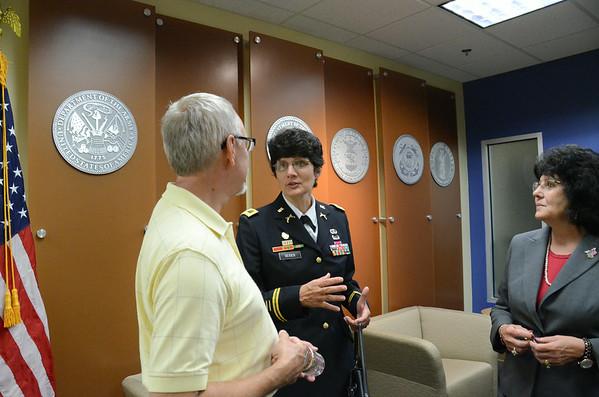 Veterans Center Opens