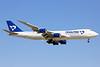 N851GT | Boeing 747-87UF | Panalpina (Atlas Air)