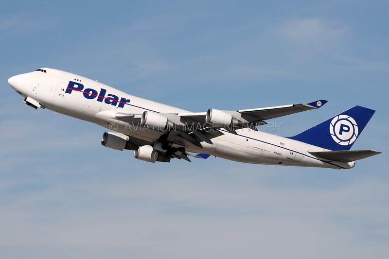 N450PA | Boeing 747-46NF/SCD | Polar Air Cargo