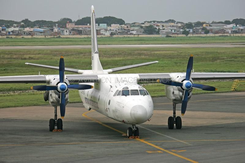 LZ-SFH | Antonov An-26 | VASCO - Vietnam Air Services Company