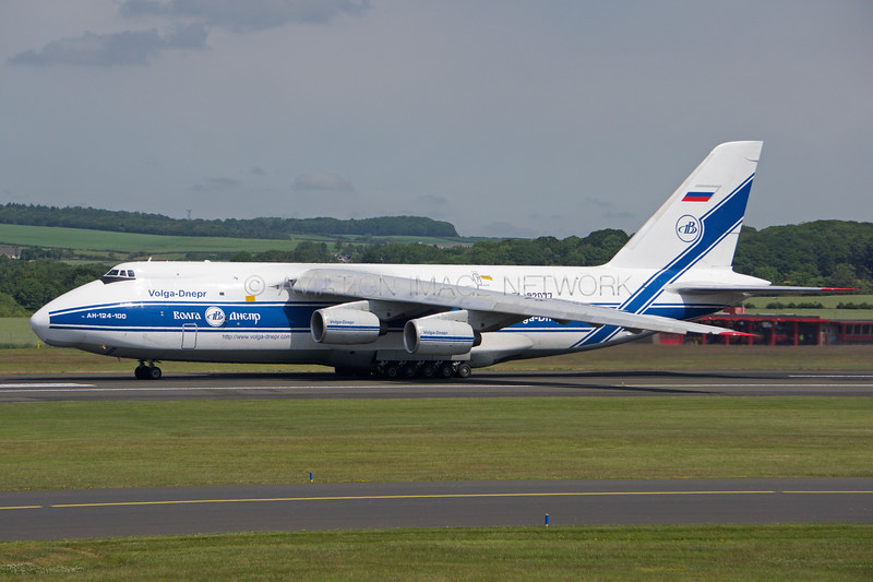 RA-82077 | Antonov An-124-100 | Volga-Dnepr Airlines