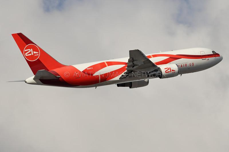 N881YV | Boeing 767-241(ER) (BDSF) | 21 Air