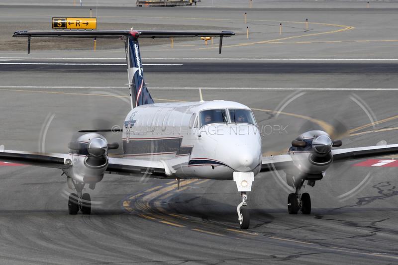 N115AX | Beechcraft 1900C-1C | Alaska Central Express