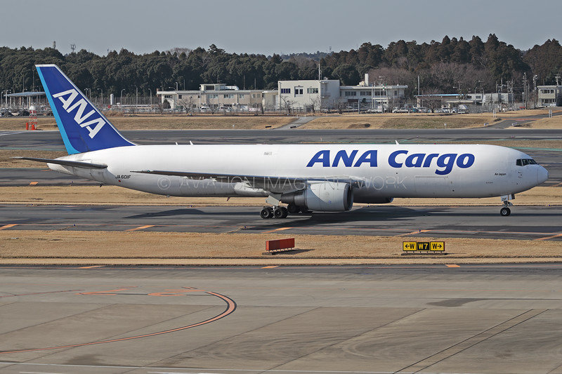 JA601F   Boeing 767-381F/ER   ANA Cargo