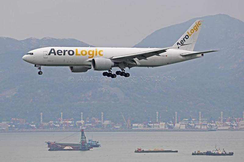 D-AALH | Boeing 777-FZN | AeroLogic