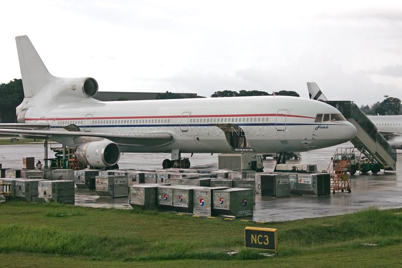 9Q-CVN | Lockheed L-1011-200(F) TriStar | Aerolift Sierra Leone