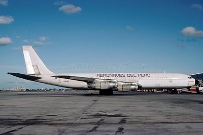 OB1401 | Boeing 707-351C | Aeronaves del Perú