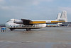 G-APRL | Armstrong Whitworth 650 Argosy | Air Anglia (Air Bridge Carriers Ltd)