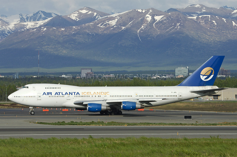 TF-ARL | Boeing 747-230B(SF) | Air Atlanta Icelandic