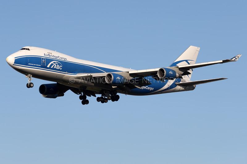 VP-BIK   Boeing 747-46NF/ER/SCD   AirBridgeCargo Airlines