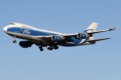 VP-BIK | Boeing 747-46NF/ER/SCD | AirBridgeCargo Airlines