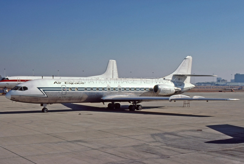 EL-AWY | Sud Aviation SE-210 Caravelle 11R | Air Espace