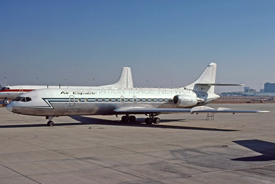 EL-AWY   Sud Aviation SE-210 Caravelle 11R   Air Espace