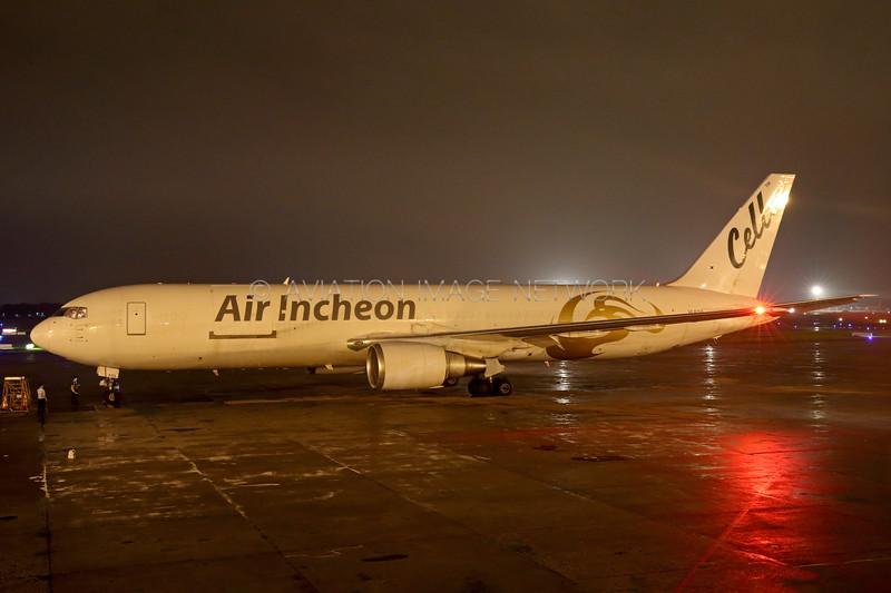 HL8319 | Boeing 767-323/ER(BDSF) | Air Incheon