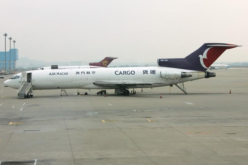 9M-TGF | Boeing 727-247(Adv)(F) | Air Macau Cargo