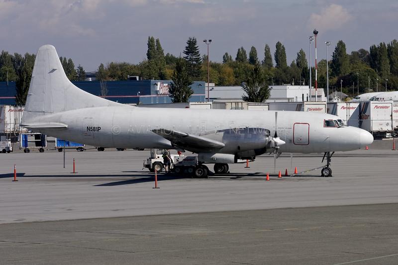 N581P | Convair CV-580F | Air Tahoma