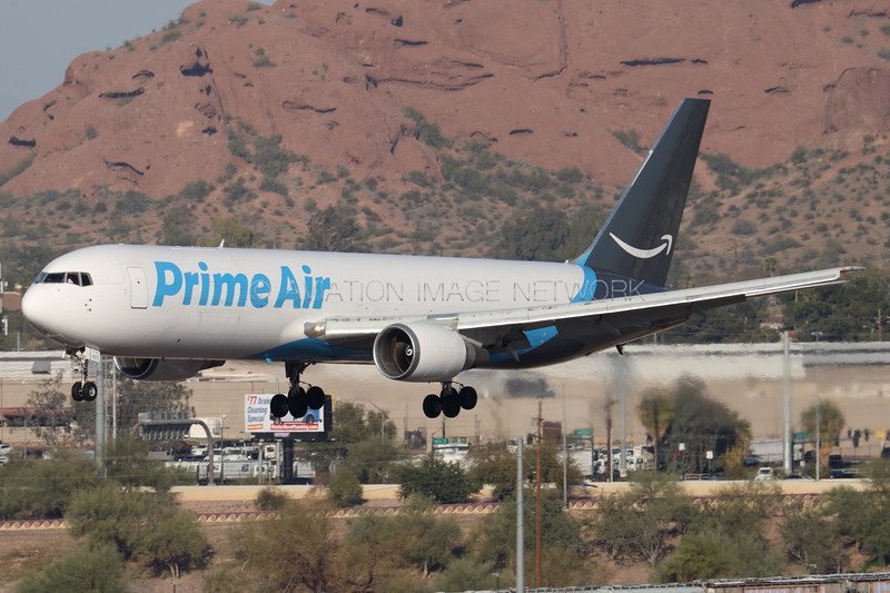 N1439A | Boeing 767-33A/ER(BDSF) | Amazon Prime Air (Air Transport International)