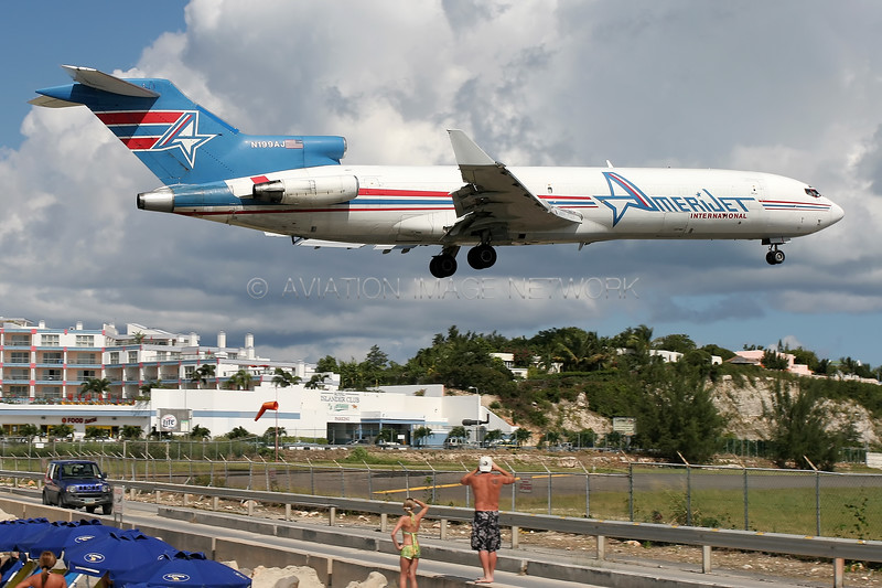 N199AJ | Boeing 727-2F9(A)(F) | Amerijet International