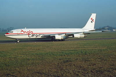 G-EOCO   Boeing 707-338C   Anglo Cargo