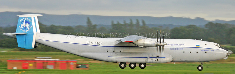 UR-09307 | Antonov An-22A | Antonov Airlines