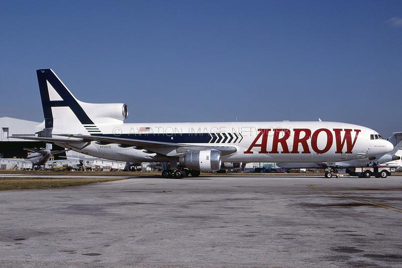 N306GB   Lockheed L-1011-1(F) TriStar   Arrow Air