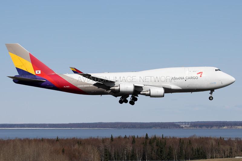 HL7415 | Boeing 747-48E (BDSF) | Asiana Cargo