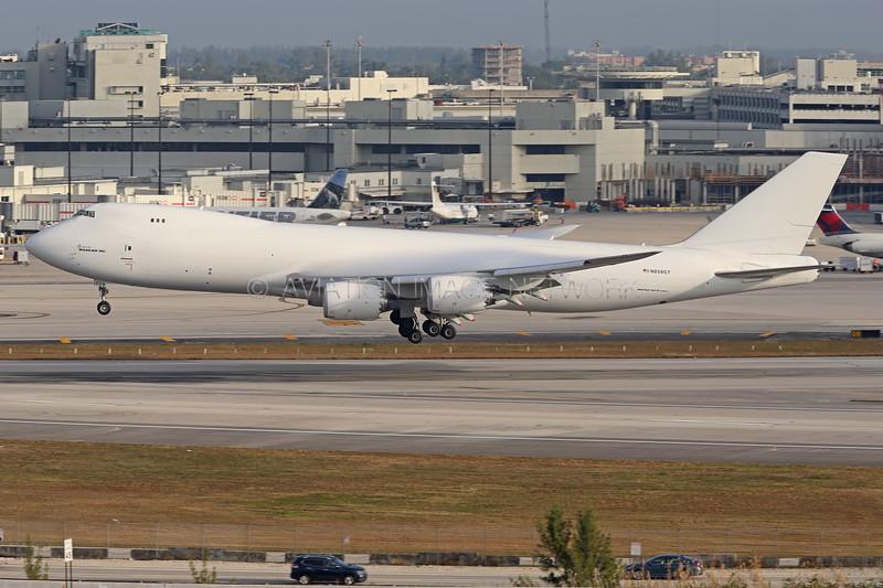 N859GT | Boeing 747-87U/F | Atlas Air