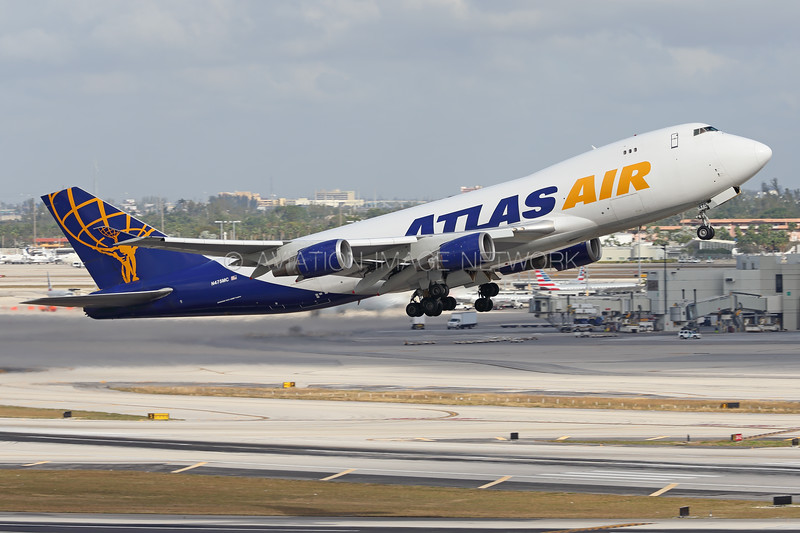 N475MC | Boeing 747-47UF/SCD | Atlas Air