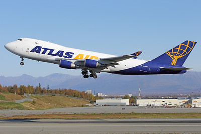 N499MC | Boeing 747-47UF/SCD | Atlas Air