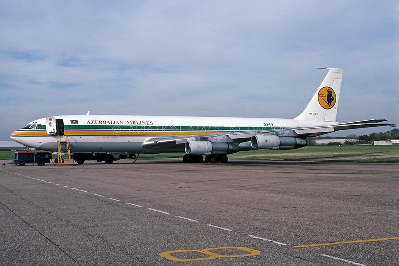 4K-AZ3 | Boeing 707-341C | Azerbaijan Airlines