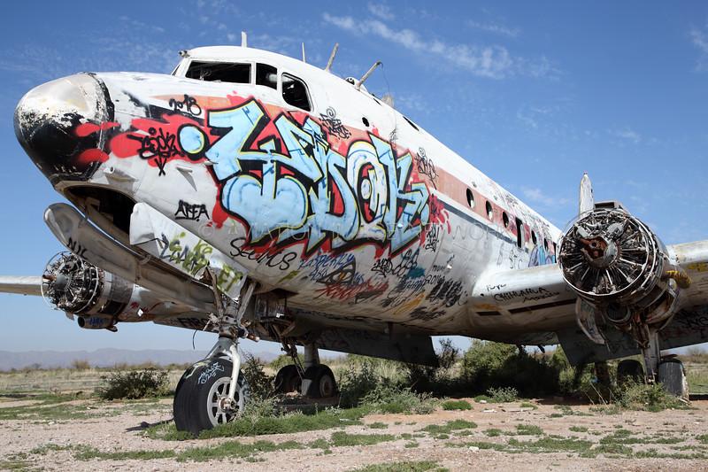 N44910 | Douglas C-54B Skymaster | Bigert Aviation