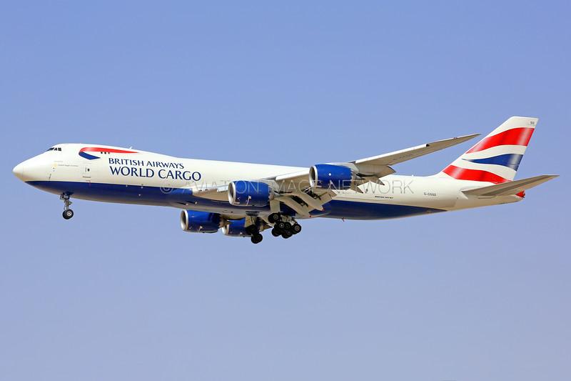 G-GSSD | Boeing 747-86UF | British Airways World Cargo (Global Supply Systems)