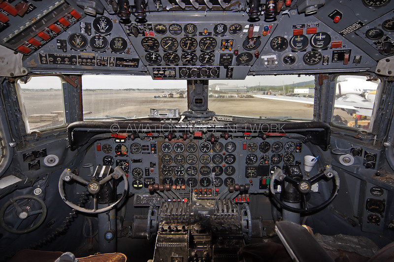 N90251 | Douglas DC-7C Seven Seas | Brooks Fuel Inc