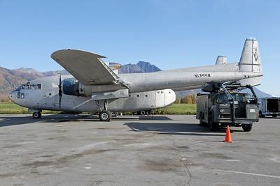 N1394N | Fairchild C-119F Flying Boxcar | Bush Air Cargo