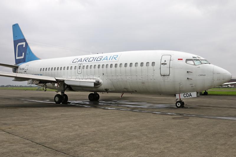 PK-CDA | Boeing 737-230C | Cardig Air Cargo