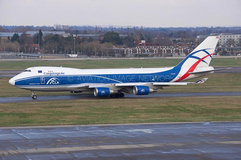 G-CLAA | Boeing 747-446F(SCD) | CargoLogicAir