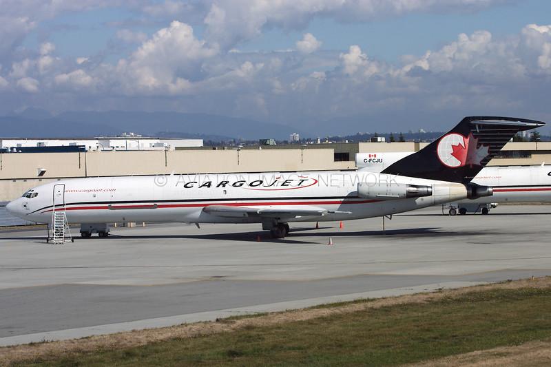 C-FCJU | Boeing 727-260(A)(F) | Cargojet