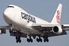 LX-ECV | Boeing 747-4HQF/ER | Cargolux
