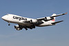 LX-ECV   Boeing 747-4HQF/ER   Cargolux
