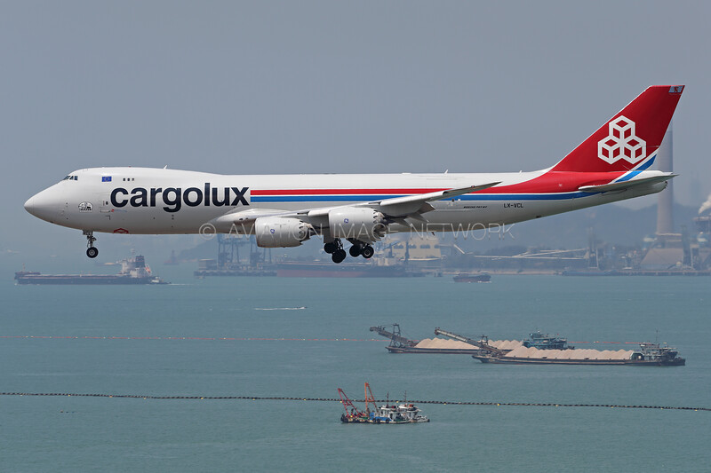 LX-VCL | Boeing 747-8R7F/SCD | Cargolux Airlines