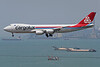 LX-VCL   Boeing 747-8R7F/SCD   Cargolux Airlines