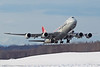 LX-VCB | Boeing 747-8R7F/SCD | Cargolux Airlines