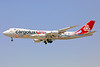 LX-VCM | Boeing 747-8R7F/SCD | Cargolux Airlines