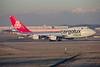 LX-YCV | Boeing 747-4R7F | Cargolux Italia