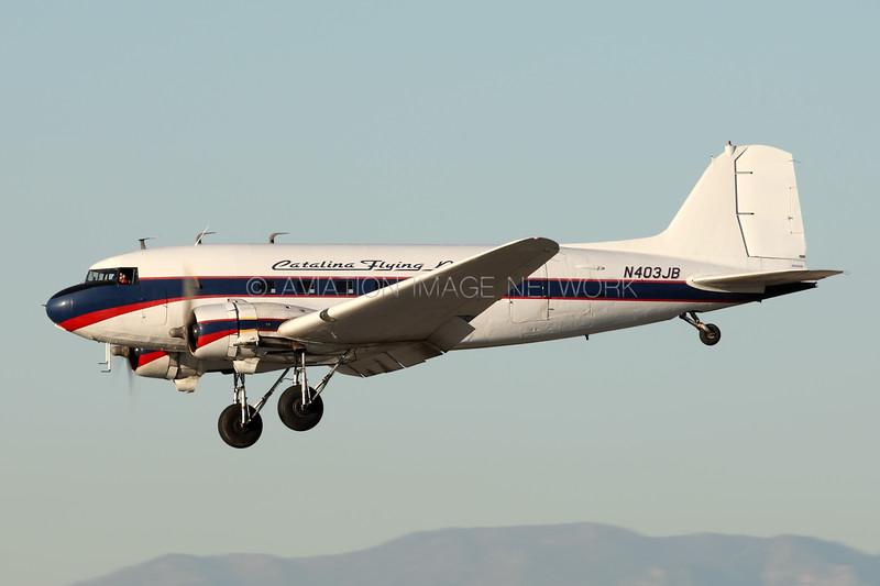N403JB | Douglas DC-3C | Catalina Flying Boats